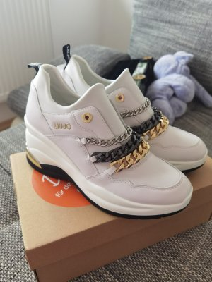 Liu jo Wedge Sneaker white