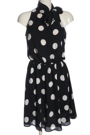 Liu jo Vestido de Verano negro-blanco look casual