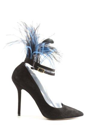 Liu jo Spitz-Pumps schwarz Elegant