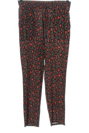 Liu jo Pantalon en jersey imprimé allover style décontracté