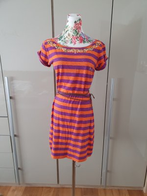 Liu jo Robe de plage orange-violet