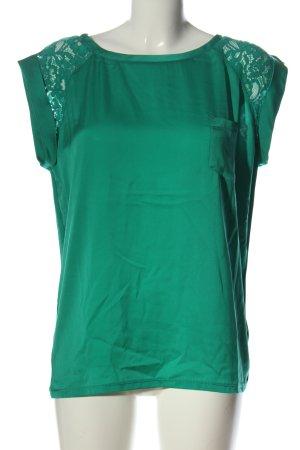 Liu jo Blusa Camisa verde look casual