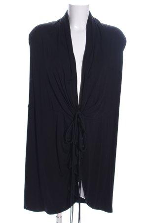 Liu jo Kopertowa sukienka czarny W stylu casual