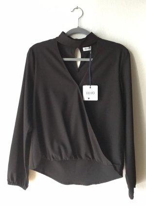 LiuJo schwarze Bluse