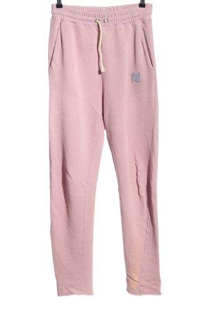Liv Bergen Sweathose pink Casual-Look