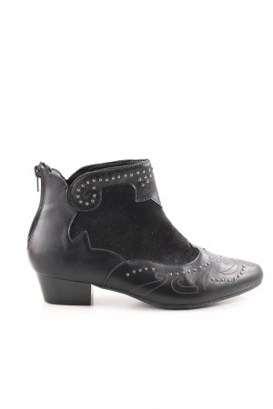 Liva Loop Ankle Boots schwarz Casual-Look