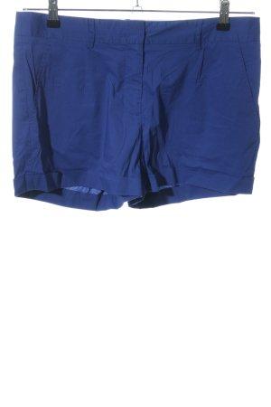 Liviana Conti Hot Pants blau Casual-Look