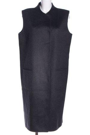 Liviana Conti Cardigan lungo smanicato nero stile casual