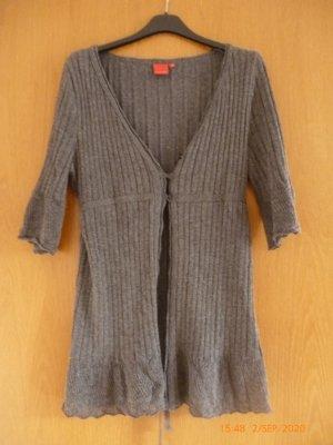 Livre Crochet Cardigan grey-anthracite