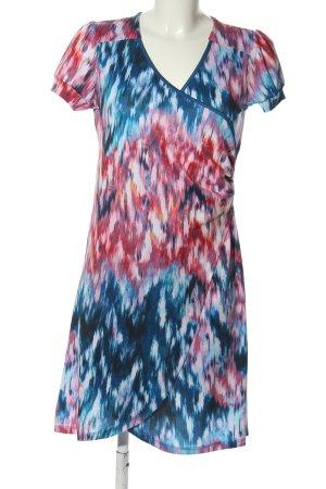 Livre Jerseykleid abstraktes Muster Casual-Look