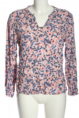 Livre Long Sleeve Blouse allover print casual look
