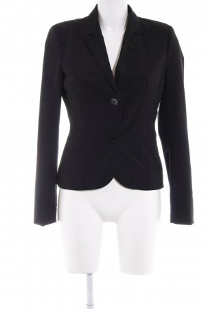 Livre Long-Blazer schwarz Business-Look