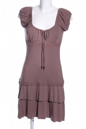 Livre Minikleid braun Casual-Look