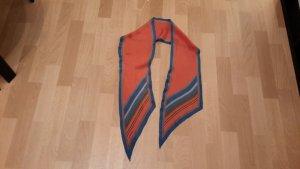 Liz Claiborne Sciarpa di seta multicolore Seta