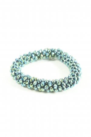 Lizas Bracelet green-blue casual look