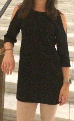 LK BENNETT Abenkleid Partykleid mit Cuts Outs  schwarz Gr. XS