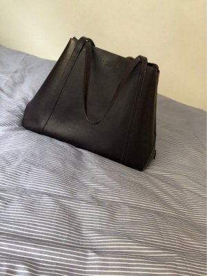 L.k. bennett Shopper brun pourpre