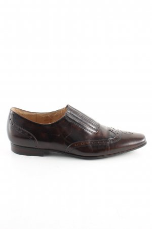 Lloyd Budapest schoenen bruin casual uitstraling