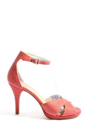 Lloyd High Heels rot Casual-Look