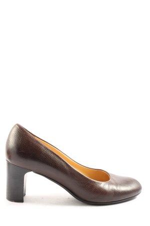Lloyd High Heels braun Business-Look