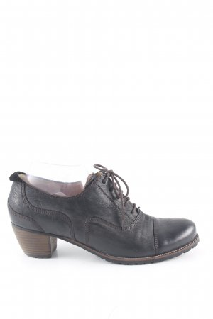Lloyd Hochfront-Pumps hellgrau Business-Look