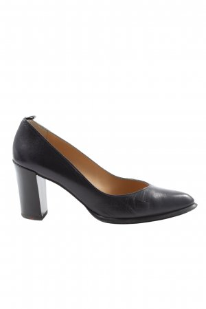 Lloyd High-Front Pumps black business style