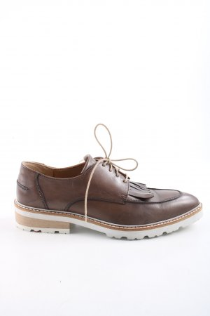 Lloyd Richelieus Shoes brown business style