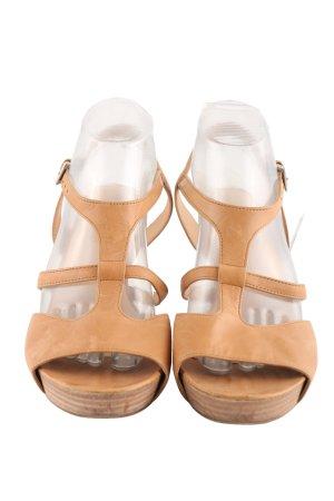 Lloyd Riemchen-Sandaletten braun Casual-Look