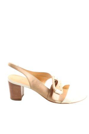 Lloyd Riemchen-Sandaletten nude-wollweiß Casual-Look