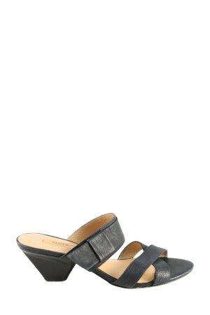 Lloyd Riemchen-Sandaletten schwarz Casual-Look