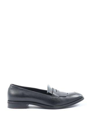 Lloyd Slip-on Shoes black casual look