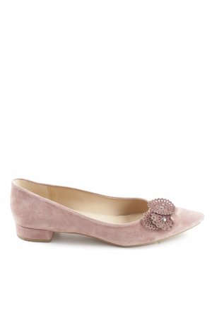 Lloyd Slingback Ballerinas pink business style