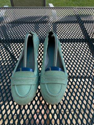 Lloyd Ballerines pliables bleu clair