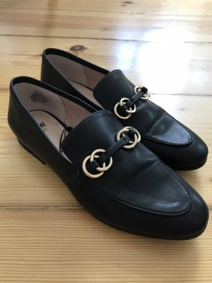 H&M Slip-on Shoes black