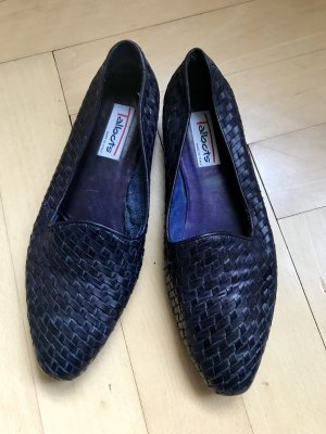 Talbots Mocasines azul-azul oscuro