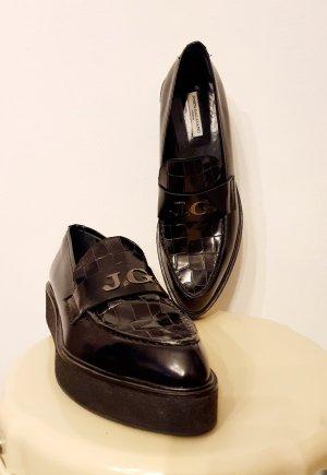 Loafer Chunky von John Galliano gr 40 Leder