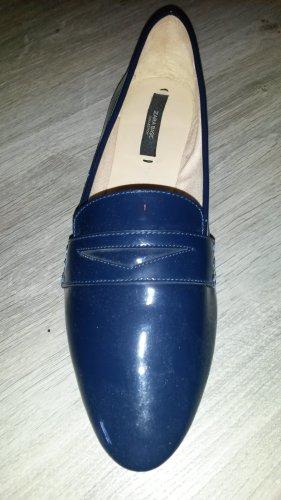Zara Basic Pantofola blu scuro