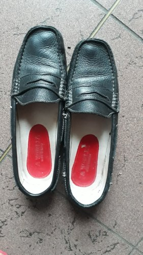 Loafer in Schwarz Gr. 39
