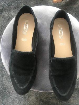 5th Avenue Zapatos formales sin cordones negro