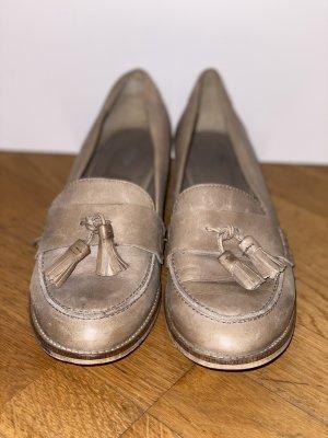 Cox Slip-on Shoes beige