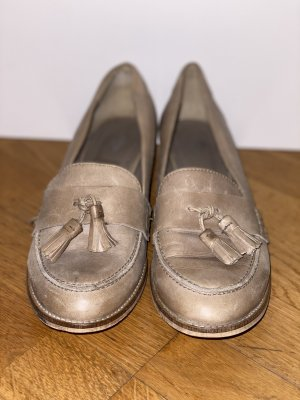 Loafer Lederschuhe von Cox Gr. 40