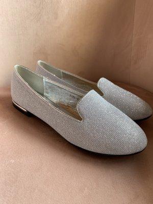 Loafer mit Glitzer