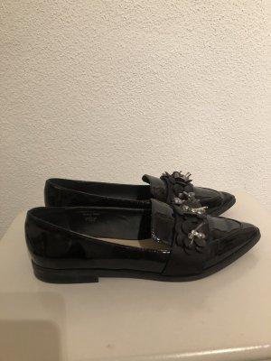 Asos Slip-on Shoes black