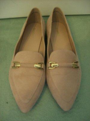 Loafer nudefarben von Graceland