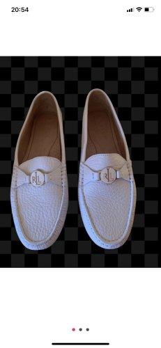 Ralph Lauren Pantofel biały