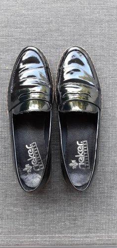 Rieker Zapatos formales sin cordones negro
