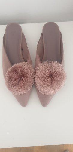 Loafer / Slipper H&m in rosa