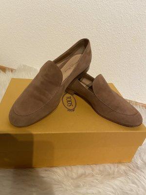 Loafer von Gianvito Rossi Nude