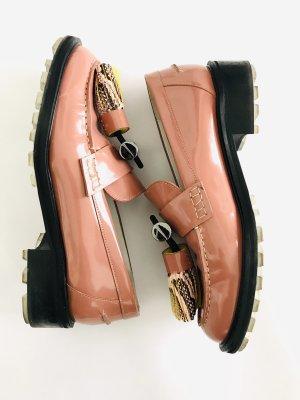 Loafer von Kenzo, rosa, Gr. 40, Leder