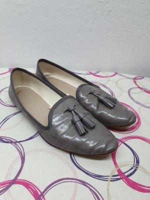Zara Pantofola grigio chiaro-grigio